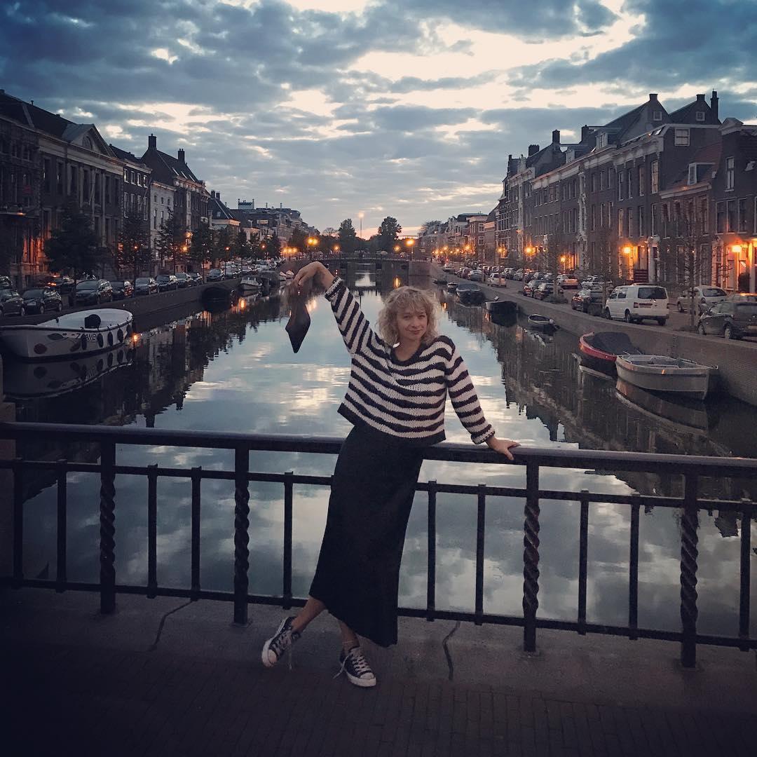 Beetje casual rondhangen in Haarlem #datenight 😜